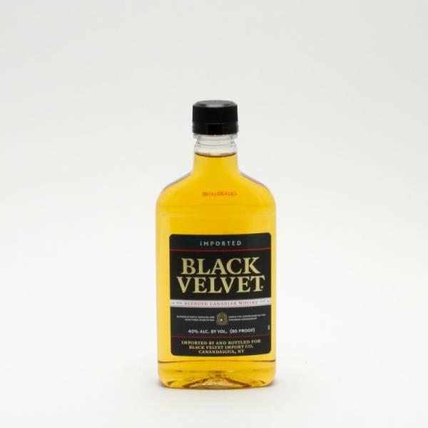 Black Velvet - Blended Canadian Whiskey - 375ml