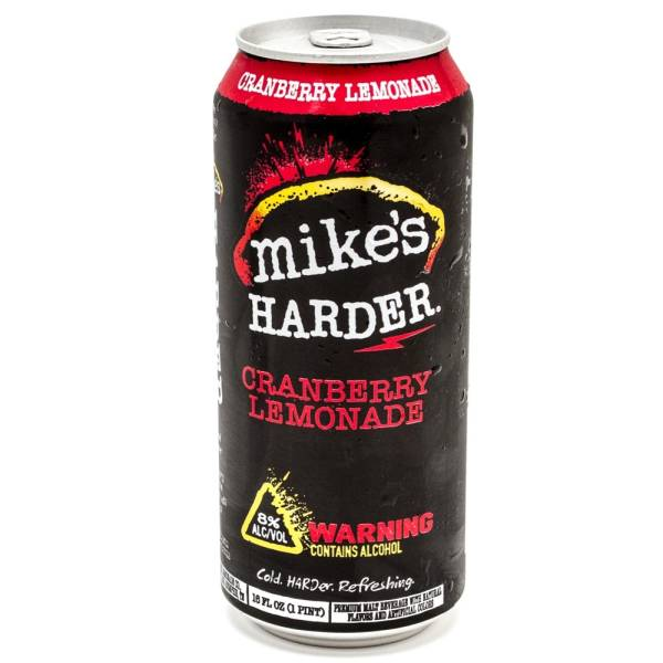 Mike's - Harder Cranberry Lemonade - 16oz Can