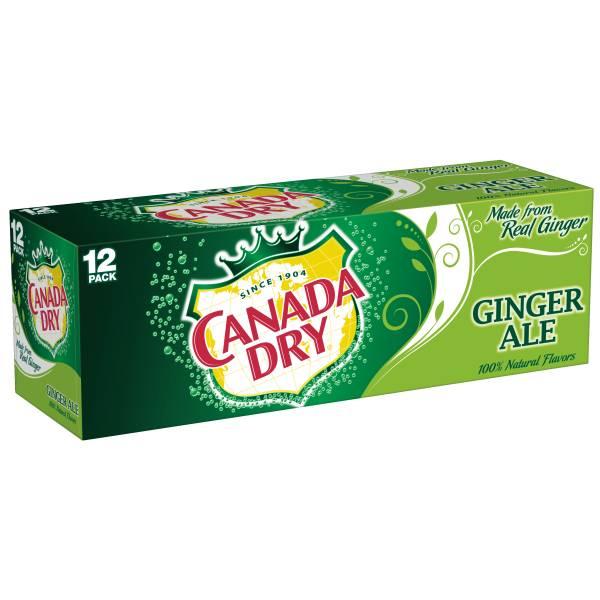 Ginger Ale - 12 pack