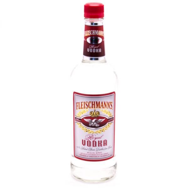 Fleischmann's - Royal Vodka - 750ml