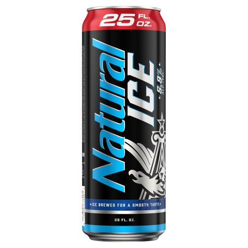 Natural Ice - Beer - 25oz
