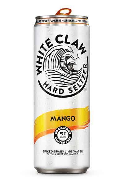 White Claw - Mango - 19.2 oz can