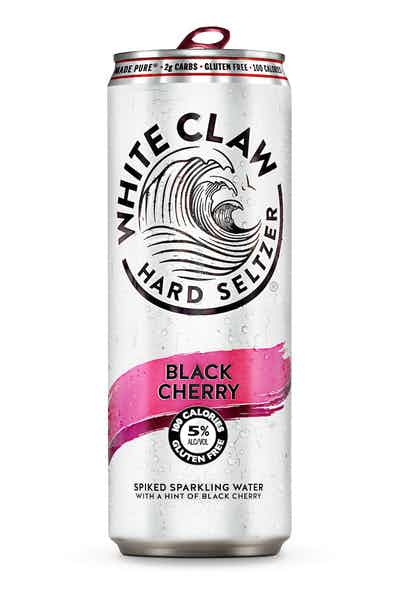 White Claw - Black Cherry - 19.2 oz can