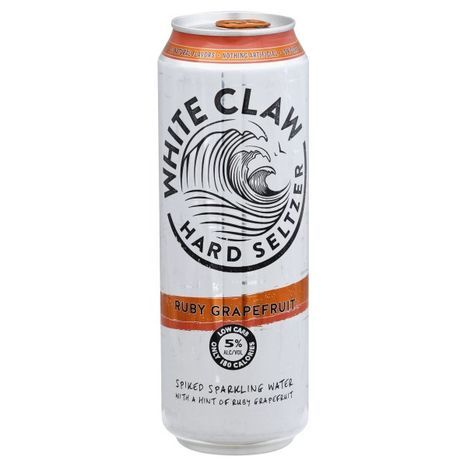 White Claw - Ruby Grapefruit - 19.2 oz can