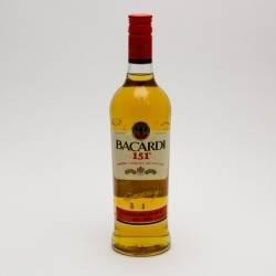 Bacardi - 151 Rum - 750ml