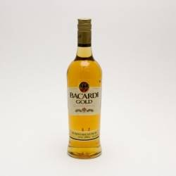 Bacardi - Gold Original Rum - 750ml