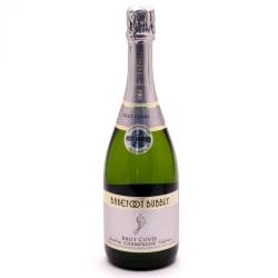 Barefoot - Bubbly Brut Champagne - 750ml
