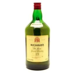 Buchanan's - Aged 12 Years...