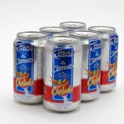 Bud Light & Clamato - 12oz Can -...