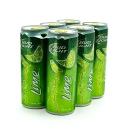 Bud Light Lime - 12oz Can - 6 Pack