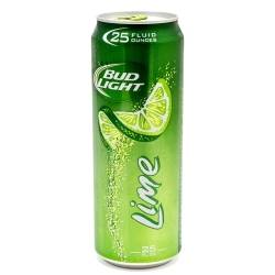 Bud Light Lime - Beer - 25oz Can