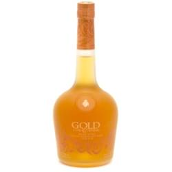 Gold Courvoisier - Made with Cognac...