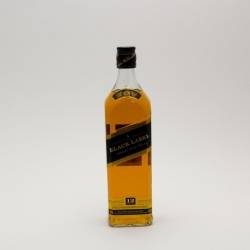 Johnnie Walker - Black Label Scotch...