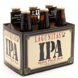 Lagunitas - IPA India Pale Ale - 12oz...