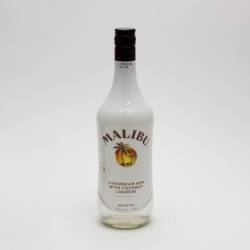 Malibu - Caribbean Rum with Coconut...