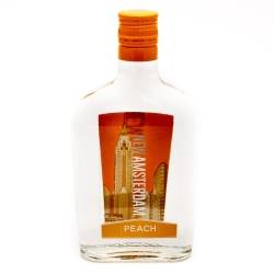 New Amsterdam - Peach Vodka - 375ml