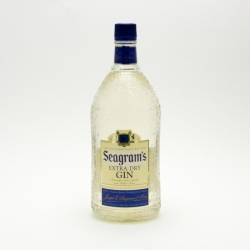 Seagram's - Extra Dry Gin - 1.75L