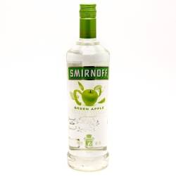 Smirnoff - Green Apple Vokda - 750ml