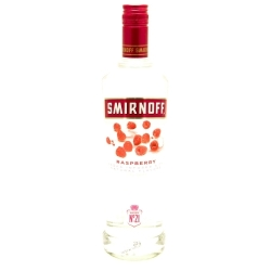 Smirnoff - Raspberry Vodka - 750ml