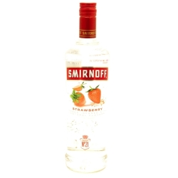 Smirnoff - Strawberry Vodka - 750ml