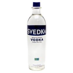 Svedka - Imported Swedish Vodka - 750ml