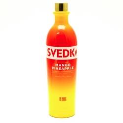 Svedka - Mango Pineapple Vodka - 750ml