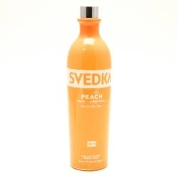 Svedka - Peach Vodka - 750ml