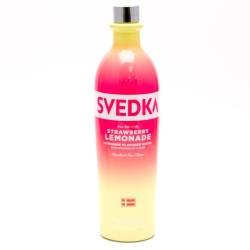 Svedka - Strawberry Lemonade Vodka -...