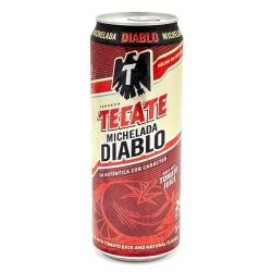 Tecate - Michelada Diablo - 24oz Can
