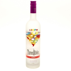 Three Olives - Loopy Vodka - 750ml