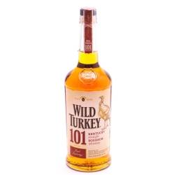 Wild Turkey - 101 Kentucky Bourbon...