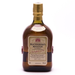 Buchanan's - Master Blended...