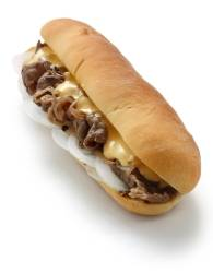Philly Cheesesteak - 10""