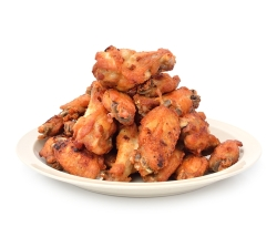 Chicken Wings - 10 hot