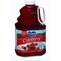 Cranberry Juice - 96 oz