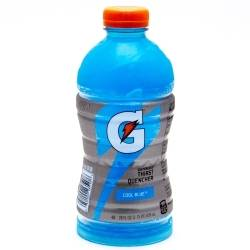 Gatorade - Blue - 32 oz