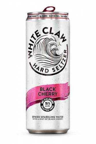 White Claw - Black Cherry - 19.2 oz can