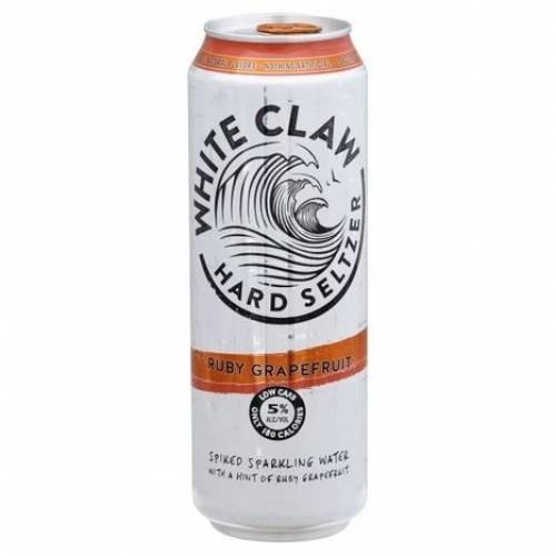 White Claw - Ruby Grapefruit - 19.2...