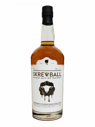 Screwball - Peanut Butter Whiskey -...