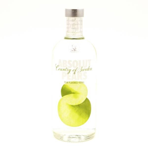 Absolut - Pear Vodka - 750ml