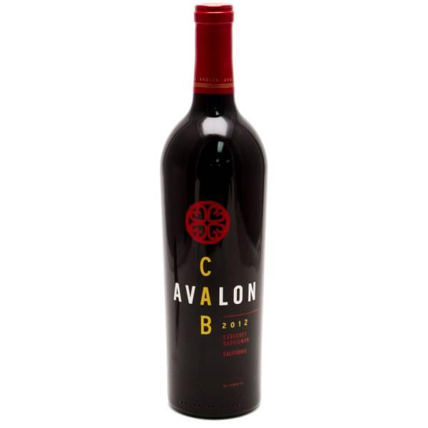 Avalon - Cab Cabernet Sauvignon 2012 - 750ml