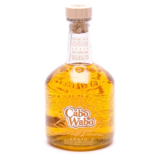 Cabo Wabo - Tequila Anejo - 750ml