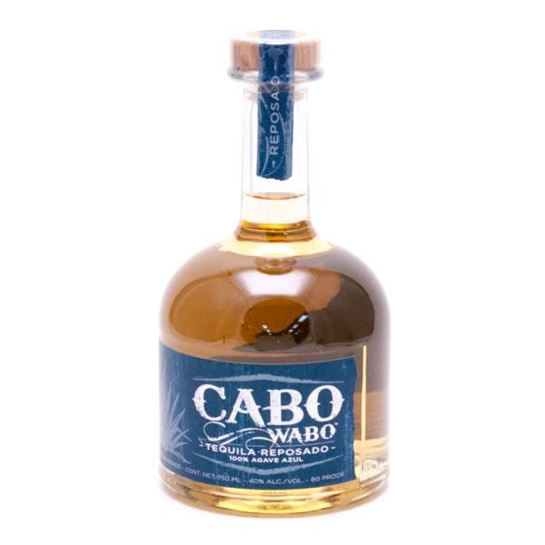 Cabo Wabo - Tequila Reposado - 750ml