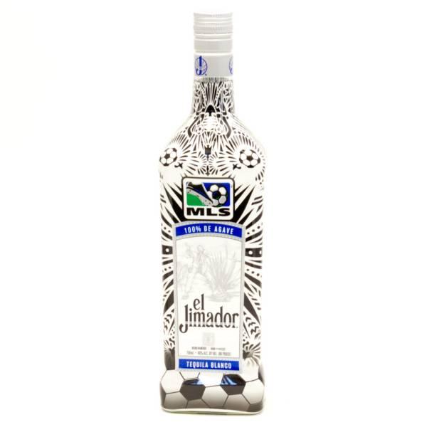 El Jimador - Tequila Blanco - 80 Proof - 750ml