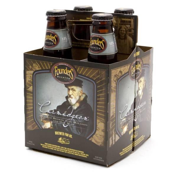 Founders - Carmadgeon Ale - 12oz Bottle - 4 Pack