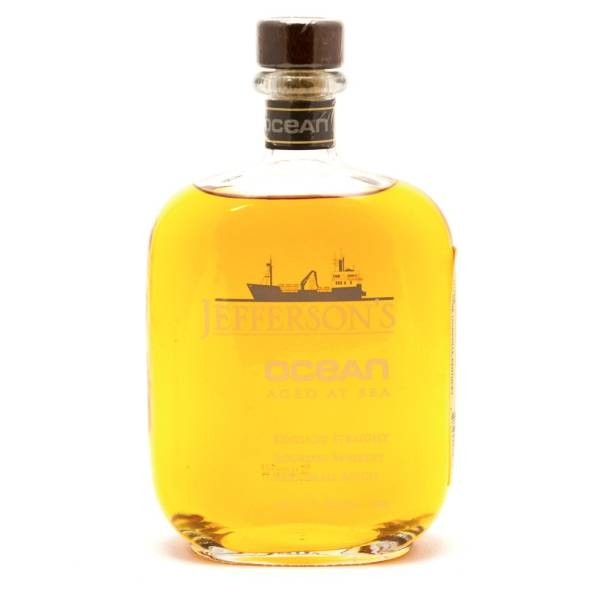 Jefferson's - Ocean Aged At Sea Kentucky Straight Bourbon Whskey - 750ml