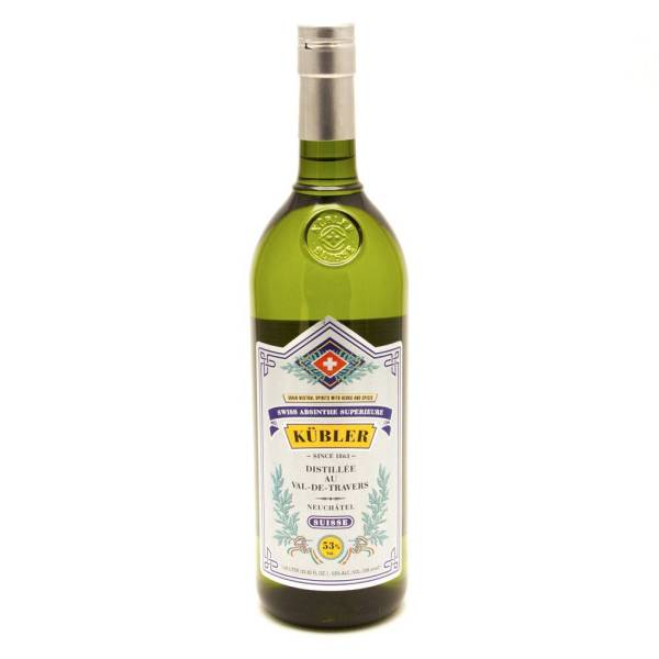 Kubler - Spirits with Herbs and Spices - 1L