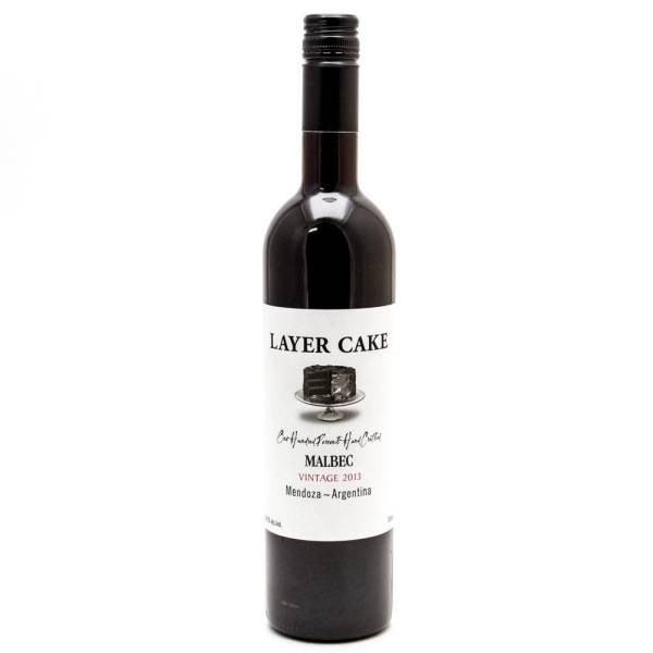 Layer Cake - Malbec Mendoza - Argentina 2013 - 750ml