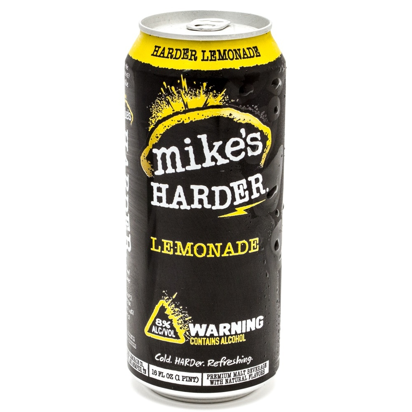 Mike's - Harder Lemonade - 16oz Can