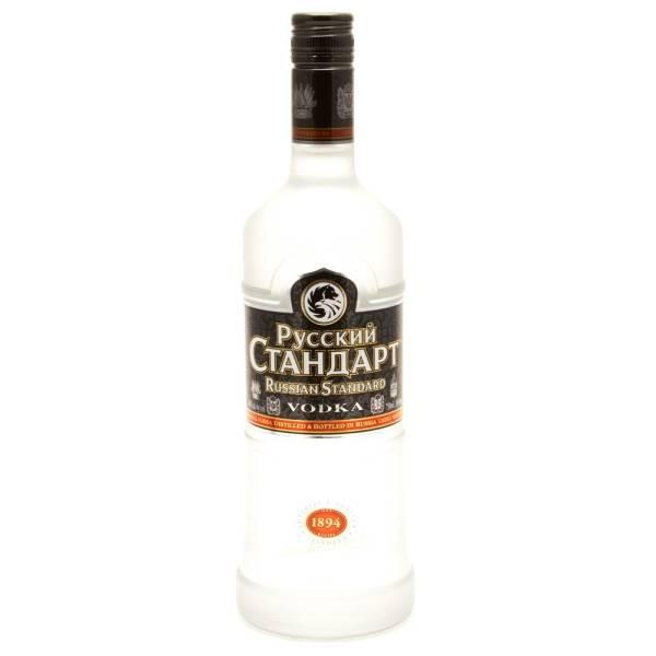 Pyccknn Ctahoapt - Russian Standard Vodka - 750ml